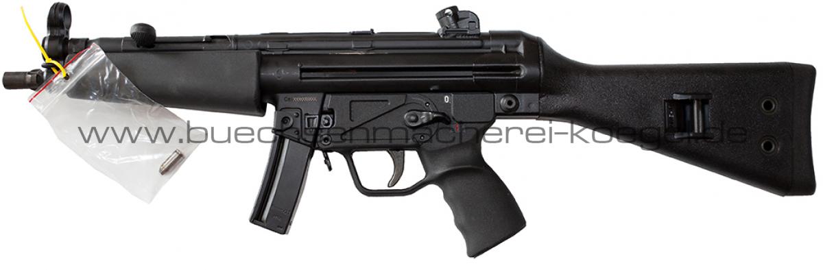 MKE T94 Wie MP5