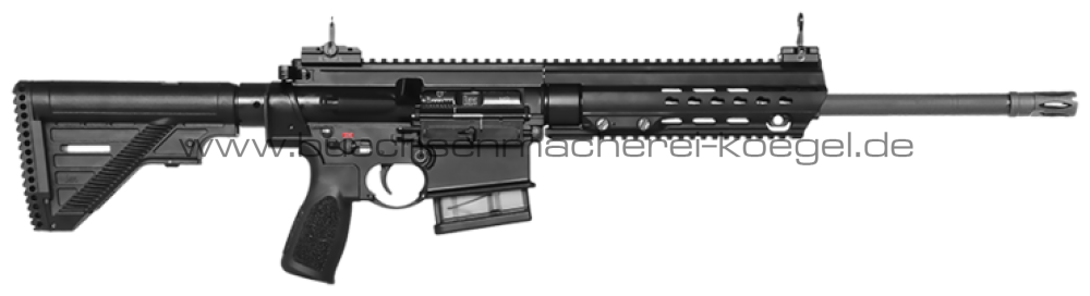 H&K MR 308 16,5