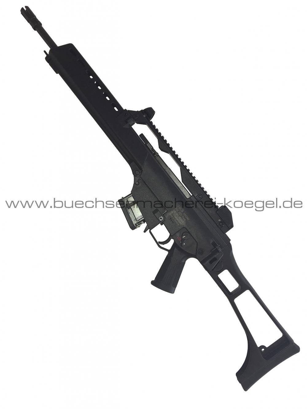 Heckler & Koch S SAR 243 Kaliber 8mm Knall
