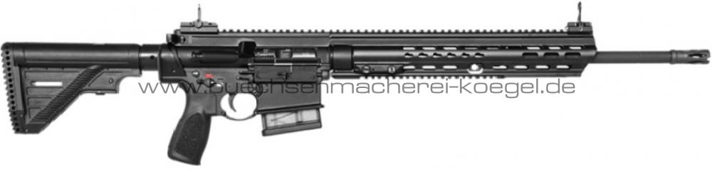Heckler & Koch MR,308 Salutwaffe