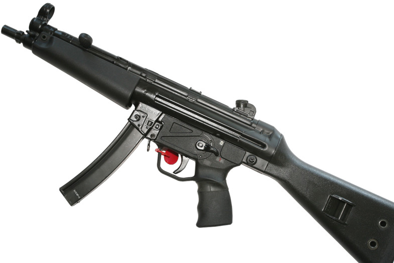 MP5 Salutwaffe