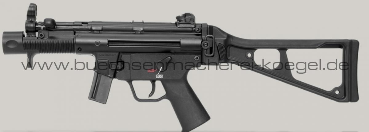 H&K SP5K ohne Schiene