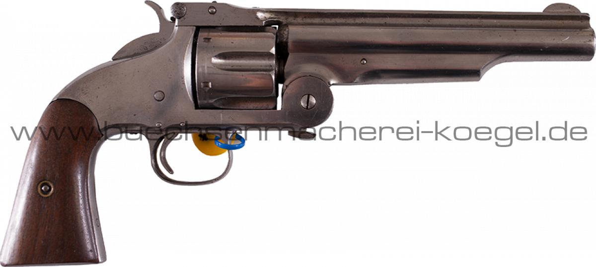 Revolver S&W Mod. 3 American 2. Modell  Kaliber ,44