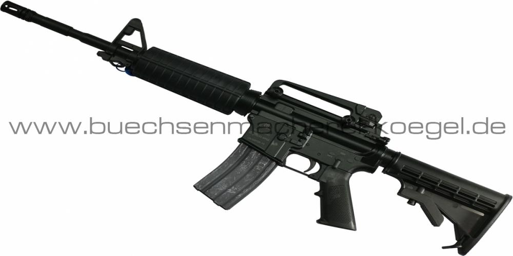 AR15 M4 Carbine Salut 11