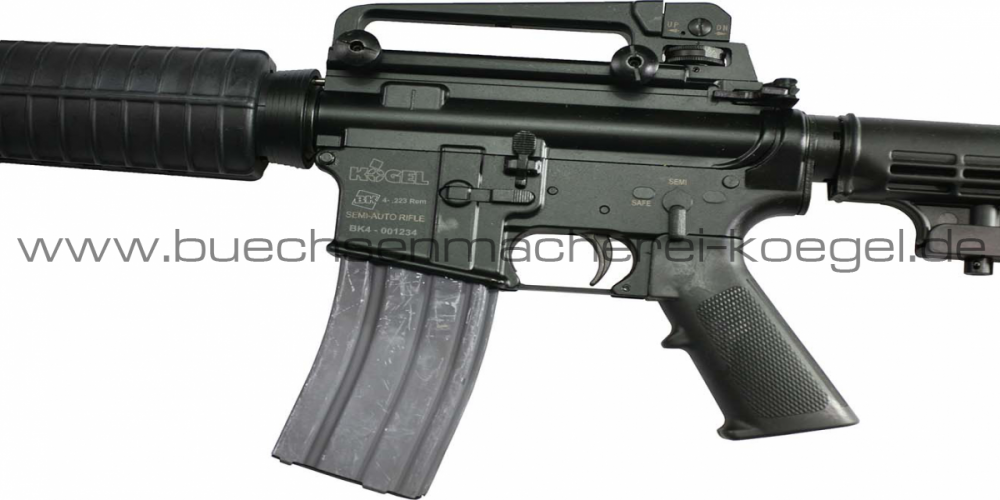 M4 Carbine Salut