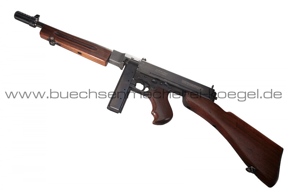 MP Thompson 1928 A1 Salut