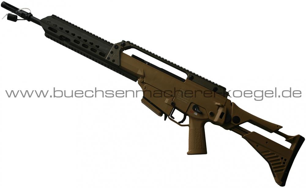 H&K 243 S TAR RAL 8000 Salutwaffe sofort lieferbar!!!