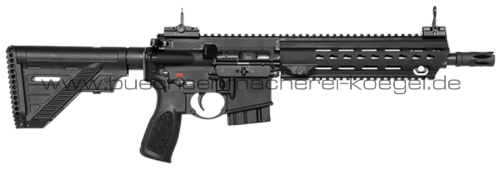 H&K Heckler & Koch MR223 A3 SlimLine 11