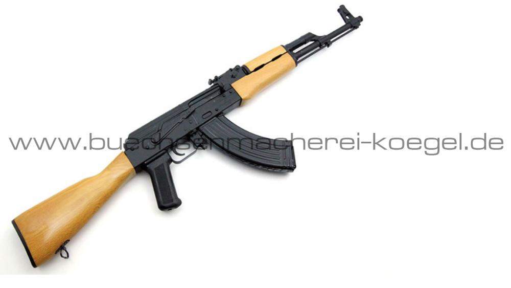 R94 Geradezug Repetierer AK 47 Gelbe WBK SOFORT LIEFERBAR