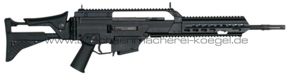 HK243 S TAR Kaliber ,223REM