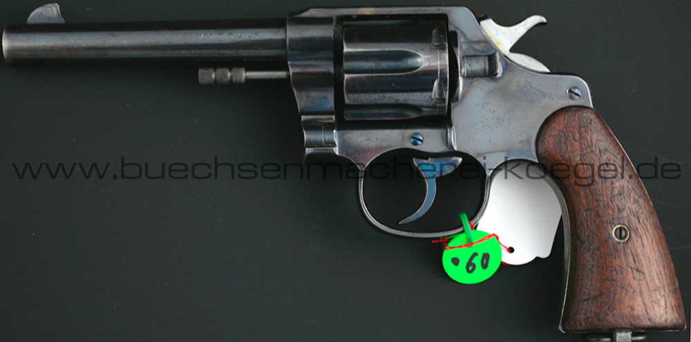 Revolver Colt 1909 US Army