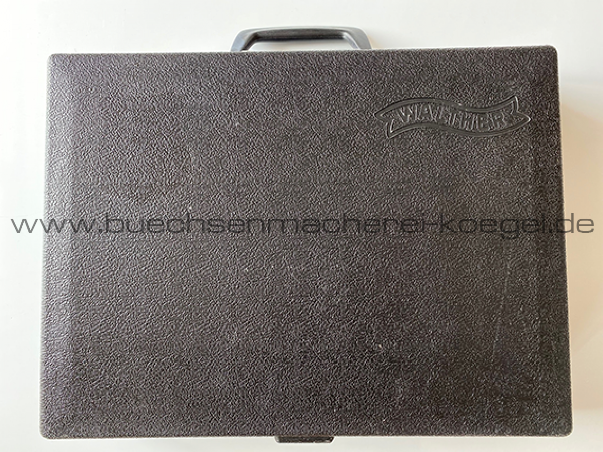 WALTHER GSP PISTOLE ,22LR