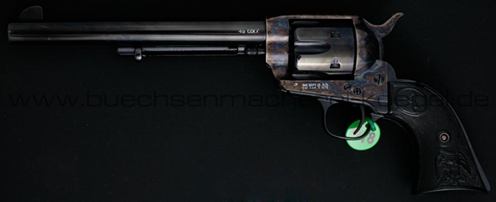 Revolver SAA Colt ,45 ASM