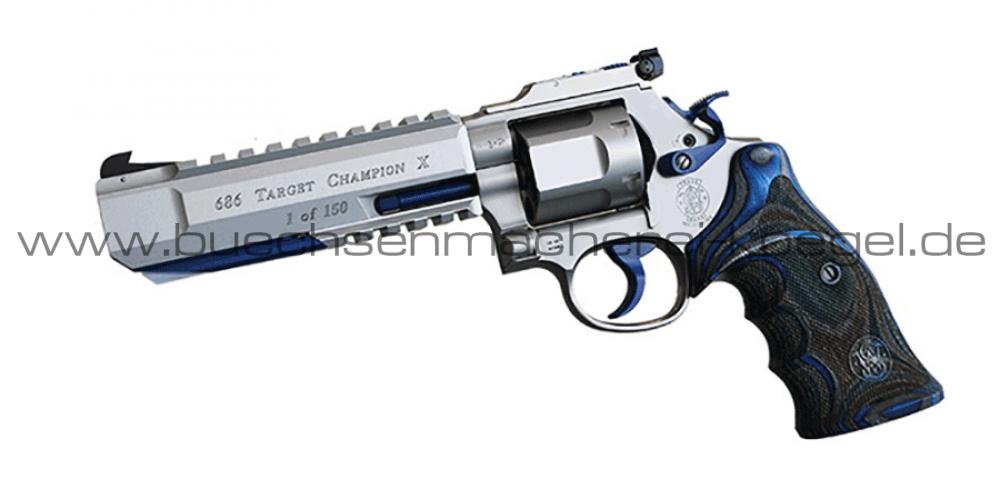 S&W 686 Target Champion X