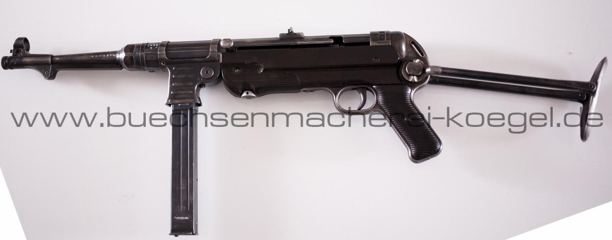 MP 40 Vollauto